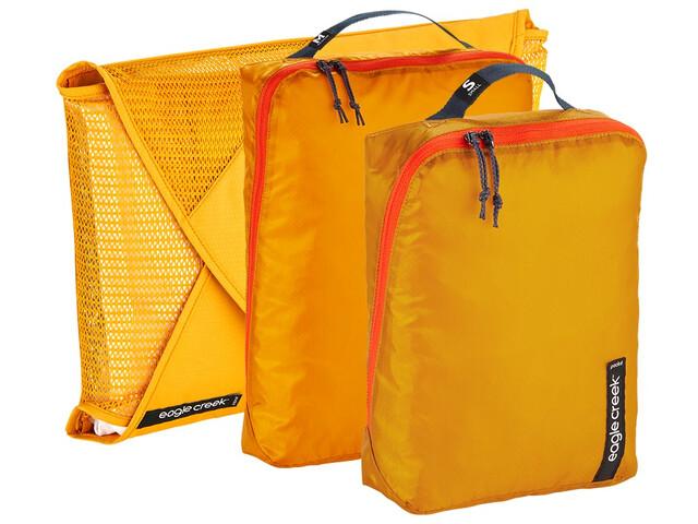 Eagle Creek Pack It Starter Set sahara yellow